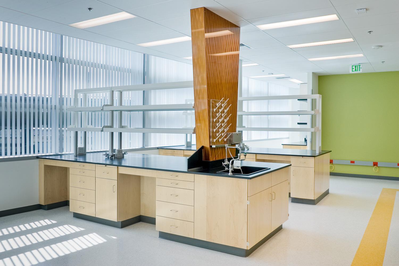 Lab Steel Casework   Hanson Lab Solutions